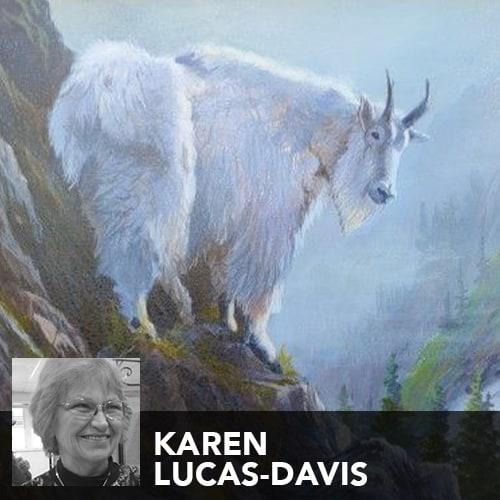 Artist Karen Lucas