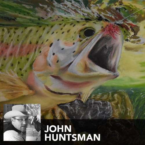 Meet the Artist image John Huntsman