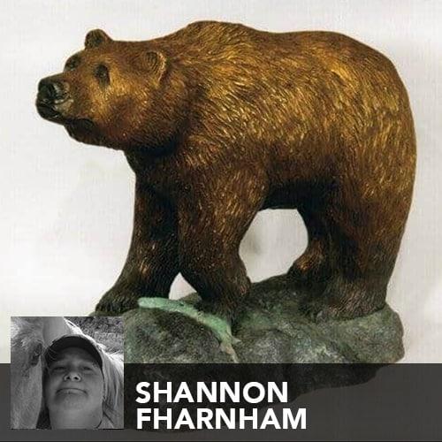 Meet the Artist Shannon Fharnham