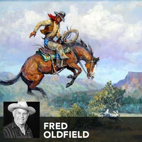 artist fred oldfield big